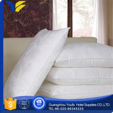 memory foam wholesale 100% polyester custom polyester fiber fill pillow