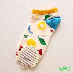 New products six animal and woman socks imported from china