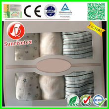 Hot Eco-friendly baby swaddle blanket factory