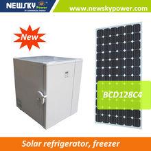 2014 new design High quality refrigerator compressor 12v 24v dc solar refrigerator home solar refrigerator