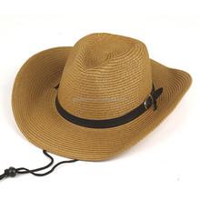 Wholesale Large jb mauney orange cowboy hat crochet baby cowboy hat pattern BHAT-1589