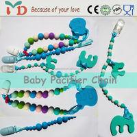 Fashion Soft BPA Free Silicone Jewelry Beads Online