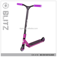 Professional high performance blitz the lightest adult mini micro scooter