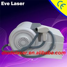 fast smooth hair removal 808nm diode laser portable machine/permanent epilation laser