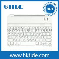 keyboard wireless cover for ipad irulu or aluminium bluetooth keyboard manufacturer for ipar air used in li-polymer ultra-thin