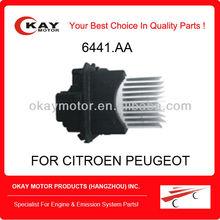 Citroen C5 Peugeot 408 508 OEM BOSCH HEATER-RESISTOR MODULE # 6441.AA