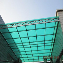 Polycarbonate plate Sail Material and Not Coated Frame Finishing aluminium carport polycarbonate canopy roof