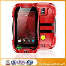 "Fashion design 2.6"" touch screen CA-9 dual sim TV mobile phone bmw"