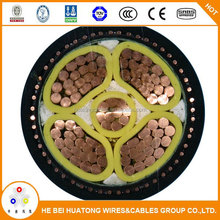 China suppliers 0.6/1kV 95mm2 cu/xlpe/swa/pvc power cable