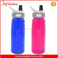 Wholesale 800ML Hard Plastic Water Bottle with Sluice Gate