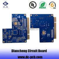 hasl enig pcb oem android development board pcb from gerber