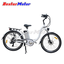 Passed SGS Eco-Friendly electric assisted bicycle