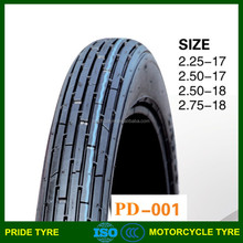 high quality and good price motorcycle tire 2.50-17, motorcycle tire 2.50-18, china motorcycle tire manufacturer
