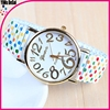 Fashion smart watch 2015 quartz stainless steel back watch