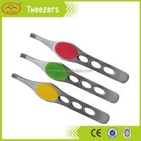 wholesale best stainless steel eyebrow tweezers
