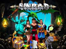 SINBAD Board Game