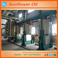 Multifunctional Essential Oil Extraction Equipment Hot and Cold Pressing Sunflower Oil Press Sunflower Seeds Oil Making Machine