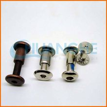 Factory supply good quality titanium fasteners be used widely