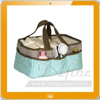 fashion baby nursery diaper Storage Caddy