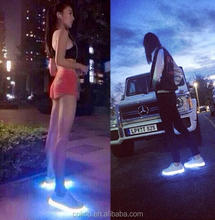 New Products Party Items high quality light up led shoelace hot sale