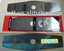saw teeth 2T stainless steel SK-5 brush cutter blade,grass trimmer lawn mower blade,grass cutter blade
