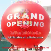 Best quality inflatable balloon/helium balloon/large advertising balloon