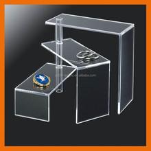Custom made cheap price wholesale plastic clear display acrylic