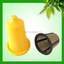 2015 unique style promotional washer able coffee filter