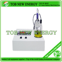 Automatic Karl Fischer Titrator With 20ml Burette For Battery Electrolyte Analysis