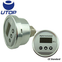 digital air gas mini pressure gauge