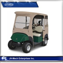 Classic Accessories 4-Sided 2-Person Golf Cart Enclosure
