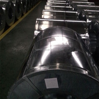 zinc hot dipped galvanized steel coil for roofing/gl/roofing material