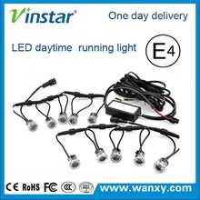 Universal DRL LED daytime driving light External driver no FM error