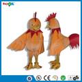buena calidad traje inflable inflables formas de pollo