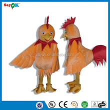 Good quality inflatable costume shapes inflatable chicken