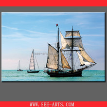China cheap digital photos custom printed canvas