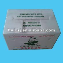 corrugated Plastic Corflute Box,coroplast box,packaging box