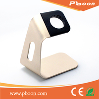 Aluminium Material Watch Stand For Apple Watch Stand Charger Using