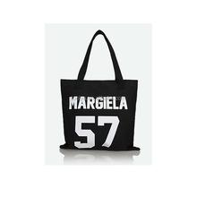 Fashion plain canvas tote bag