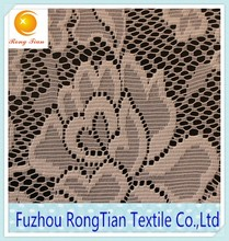 French design new pattern of water soluble lace fabric for clothing