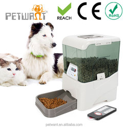 Top quality Pets Large Automatic dog Feeder Electronic