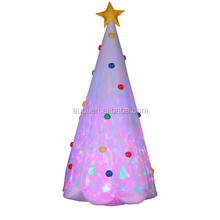 Hot Selling inflatable Kaleidoscope Christmas Tree for sale