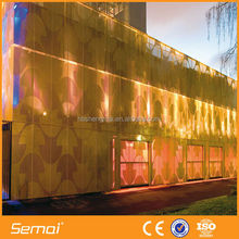 All kinds of design new style hot sale decorative wire mesh / decorative metal mesh