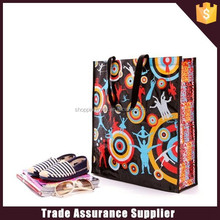 factory sale promotional pp woven shopping bag