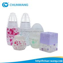 Aromatic gel beads Crystal bead air freshener supply
