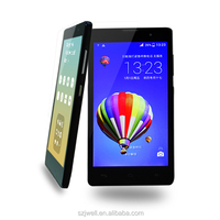 MTK6572 5inch IPS Android 4.3 camera 5.0M worlds smallest mobile phone