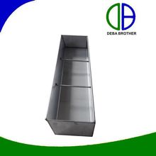 pig trough/double side feeder
