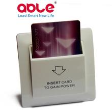 Interruptor hotel Energía Card Ahorro