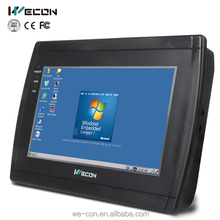 Wecon touch panel,industrial use panels,touchs panel for automation