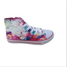venta al por mayor zapatos de lona de niños zapatillas de deporte de zapatos de lona vulcanizados
